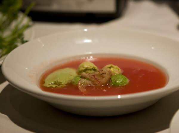 Tijuana Tomato Soup Recipe