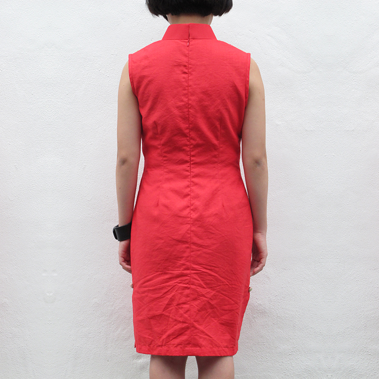 Yun Qipao Red Small