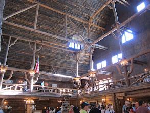 Photo: Old Faithful Inn