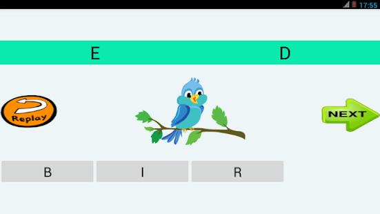 Vocabulary Game - náhled