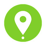 Fake GPS Location Icon