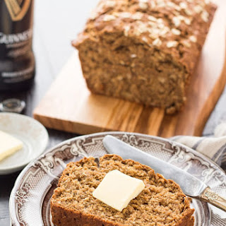 Irish Guinness Brown Bread Recipe