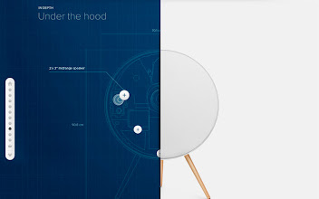 Photo: Site of the Day 15 November 2012 http://www.awwwards.com/web-design-awards/beoplay-a9
