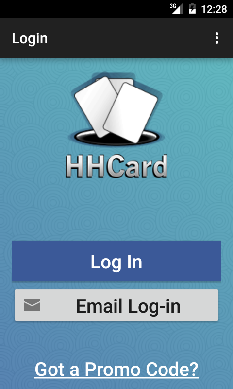 HHCard: Charity + Coupons- screenshot