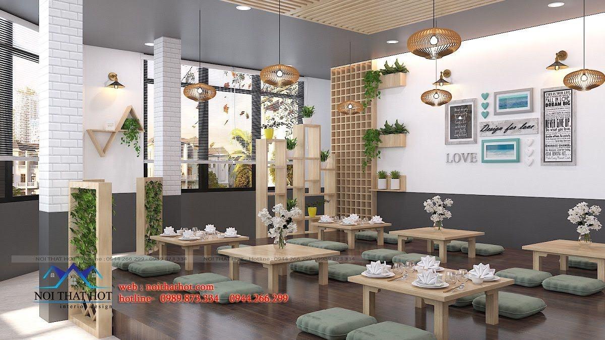 thiết kế nhà hàng trường giang 29