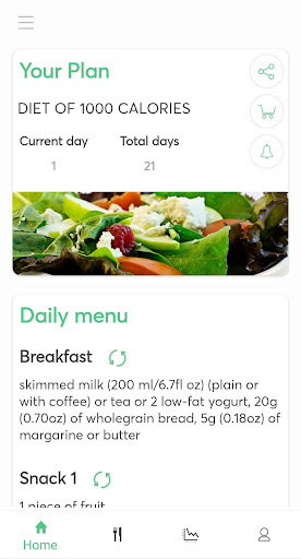 Diets for losing weight screenshots 1