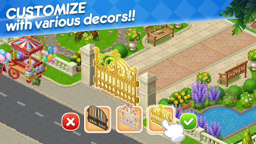 Home Master - Cooking Games & Dream Home Design 1.0.9 screenshots 4