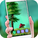 Forest Live Wallpaper 2018 HD Background Nature 3D icon