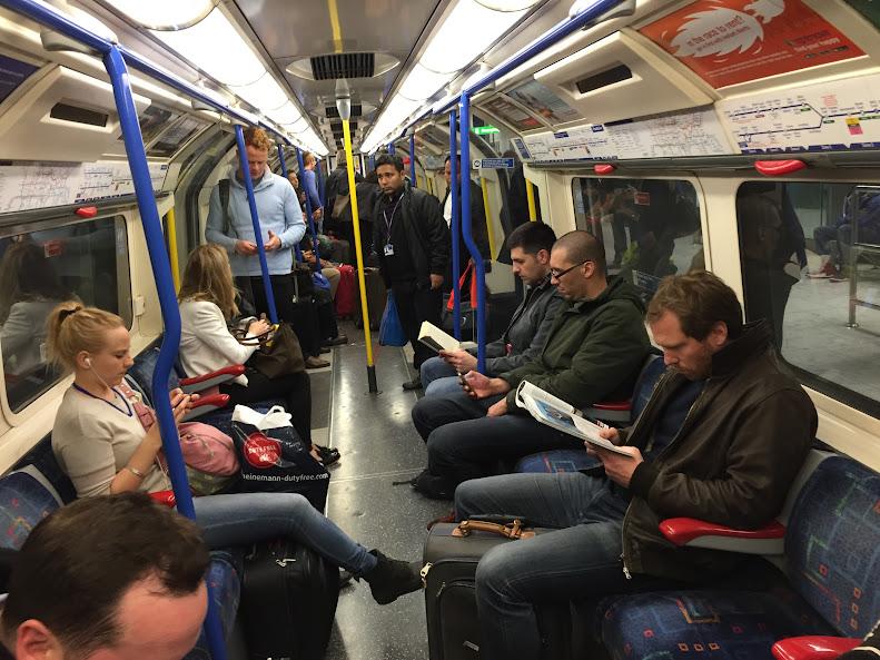 ロンドン地下鉄 ピカデリー線