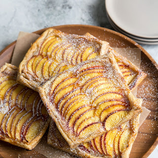 Nectarine Puff Pastry Recipes.