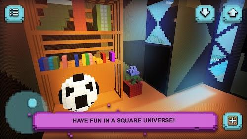 Screenshot 1 Tiny Craft: Block Exploration 1.25 APK MOD