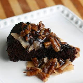 Gluten Free German Chocolate Cake..