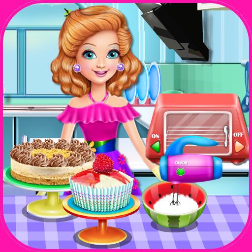 教育App|桑德拉甜点制作 LOGO-3C達人阿輝的APP