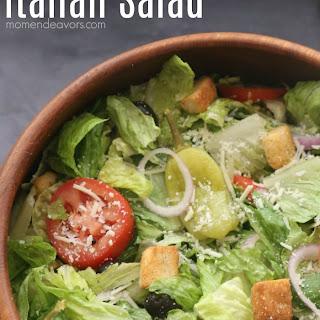 Easy Restaurant-Style Italian Salad.