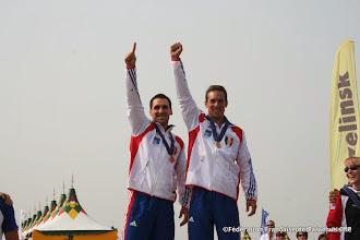 Photo: Akrostyle, Freestyle, champions du Monde 2010