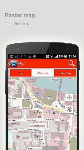 密西沙加离线地图|玩旅遊App免費|玩APPs