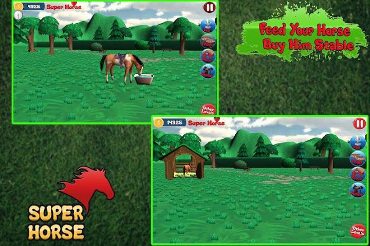 android Super Horse 3D Screenshot 4