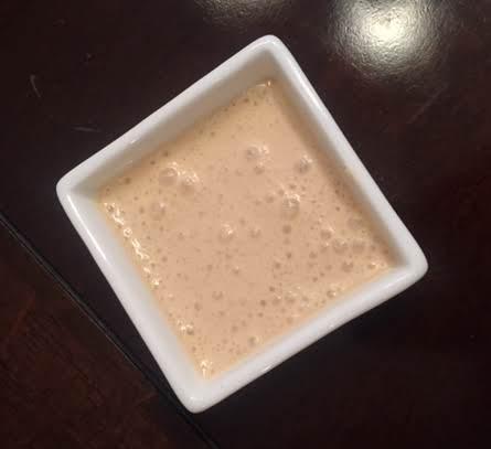 Japanese Mustard Sauce Recipe