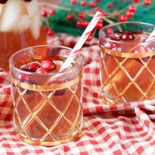 2-Ingredient Paleo Holiday Punch