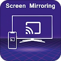 Screen Cast : Easy Screen Mirroring/Sharing App icon