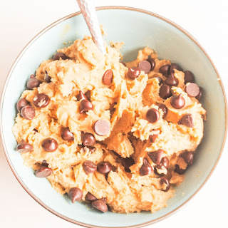 Chocolate Chip Chickpea Cookie Dough Recipe