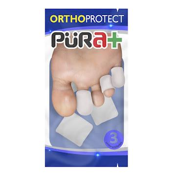 Protectores Püra+ Soft   Dedos Pies X2Und.