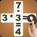 Math games - Brain teaser icon
