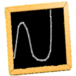 Math Graph Icon