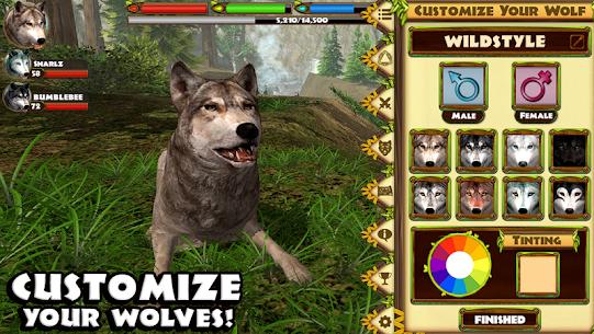 Ultimate Wolf Simulator Mod Apk 4