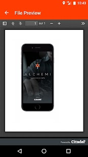 Alchemi - náhled
