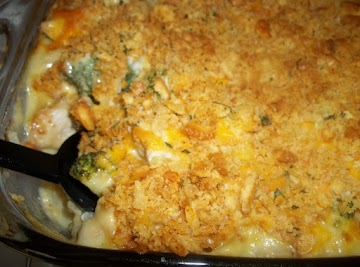 Cheezy Chicken, Broccoli, Rice Casserole Recipe