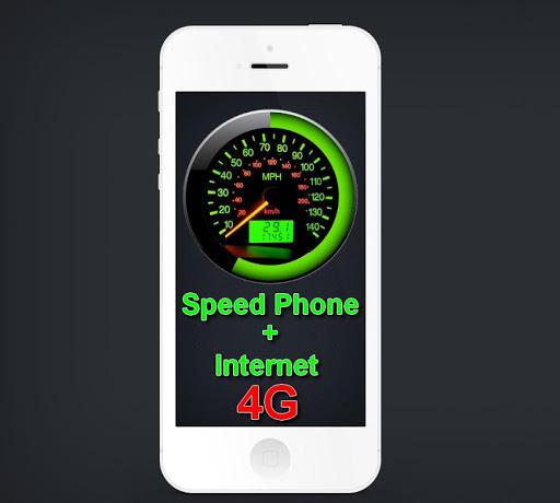 Speed Phone + internet 4G