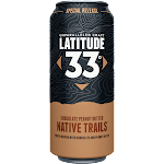Latitude 33 Native Trails Chocolate Peanut Butter