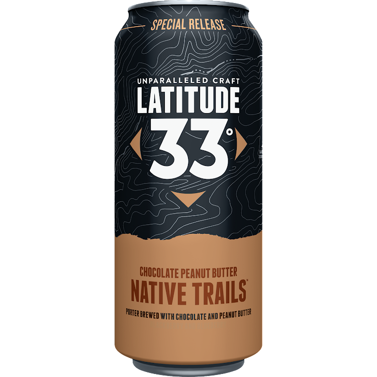 Logo of Latitude 33 Native Trails Chocolate Peanut Butter