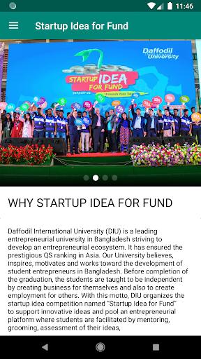 Startup Idea for Fund 4.0 screenshots 2