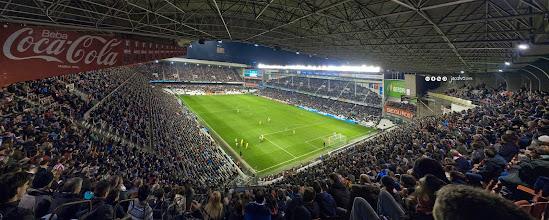 Photo: Athletic-Sparta de Praga, 6 de diciembre de 2012