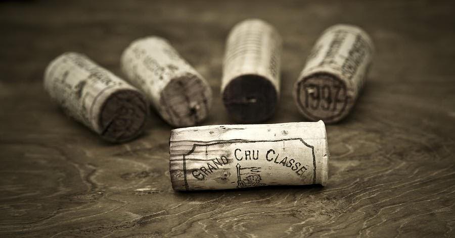 Rượu vang Phân loại Grand Cru Classsé. Ảnh: GooglePhoto