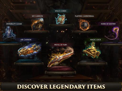 Code Triche Guns of Glory: Survival APK MOD screenshots 4