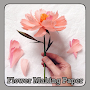 Flower Making Paper APK icon