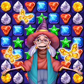 Witch Crush Puzzle