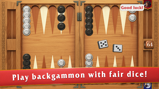 Backgammon Masters Free 1.7.37
