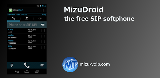 MizuDroid SIP VOIP Softphone - Apps on Google Play