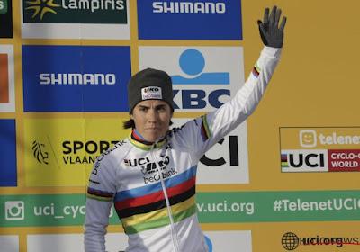 La 'nouvelle' championne de Belgique du cyclo-cross est connue