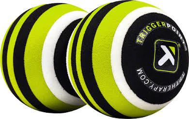 """Trigger Point MB2 Massage Roller Ball Set: 2.6"""" diameter, Green/Black,White alternate image 1"""