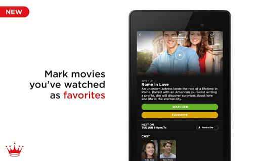 Hallmark Movie Checklist screenshots 16