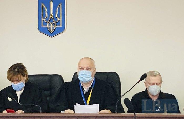 Засідання у справі про розстріли на Інститутській 20 лютого 2014 року, у Святошинському суді Києва, 12 травня 2021