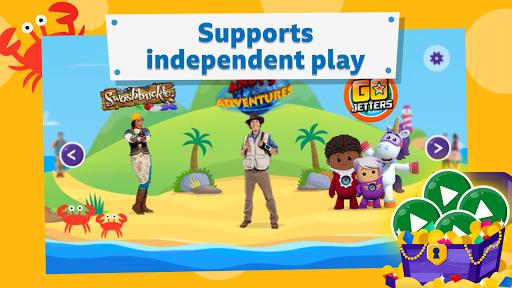 BBC CBeebies Playtime Island - Fun kids games apkdebit screenshots 5