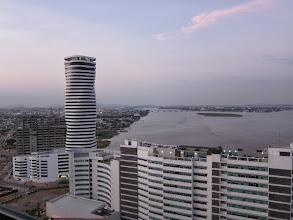 Photo: New condo blocks/hotels