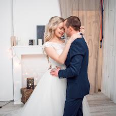 Wedding photographer Olesya Markelova (markelovaleska). Photo of 11.01.2018