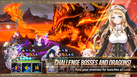 Hack Game King's Raid apk free